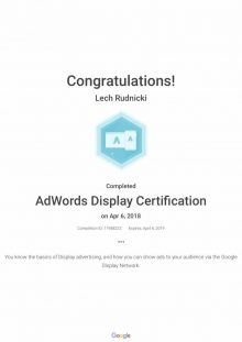 AdWords_Display_Certification