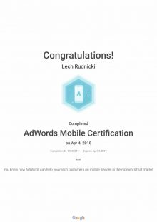 AdWords_Mobile_Certification